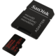SanDisk Micro SDXC Extreme 128GB 100MB/s A1 UHS-I U3 V30 + SD adaptér