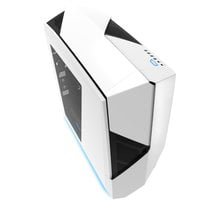 NZXT Noctis 450, bílá/modrá