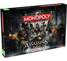 Desková hra Monopoly - Assassin's Creed: Syndicate