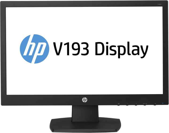 HP V193 - LED monitor 19""