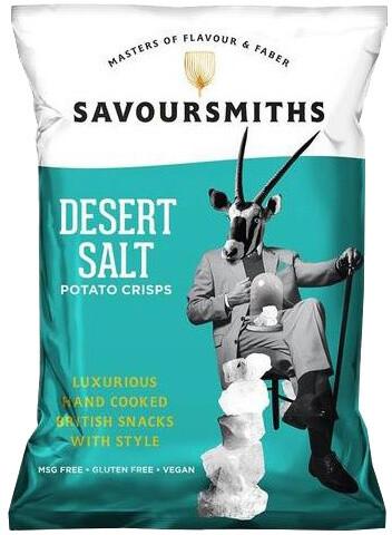 Savoursmiths Desert Salt 150 g