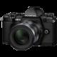 Olympus E-M5 Mark II + 12-50, černá/černá  + Voucher až na 3 měsíce HBO GO jako dárek (max 1 ks na objednávku)