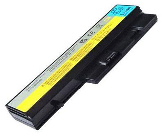 Lenovo IdeaPad Y/Z/G 8x 6 Cell Battery