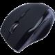 CONNECT IT bezdrátová optická myš V2, černá