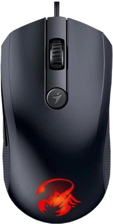 Genius GX Gaming X-G600, černá