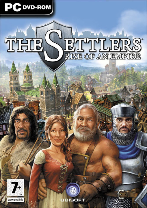 Settlers VI: Rise of an Empire - PC