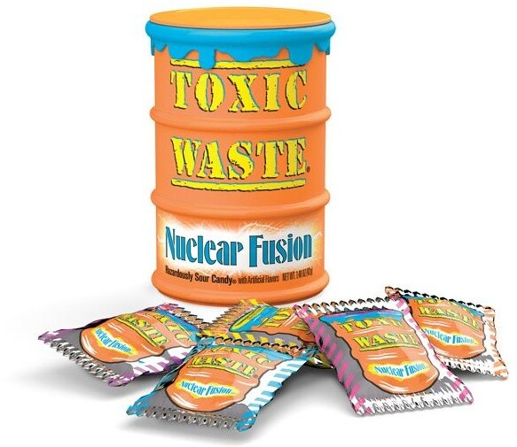 Toxic Waste Nuclear Fusion Drum 42 g