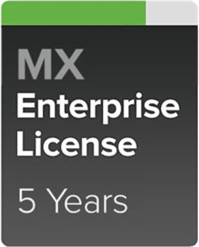 Cisco Meraki MX84-ENT Enterprise a Podpora, 5 let