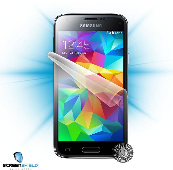 Screenshield fólie na displej pro Samsung Galaxy S5 mini (SM-G800)