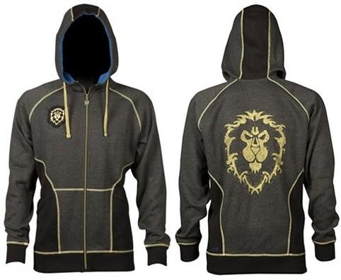 Mikina World of Warcraft - Alliance Classic (US L / EU XL)