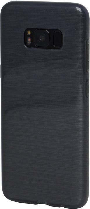 EPICO plastový kryt pro Samsung Galaxy S8 STRING - černý transparentní