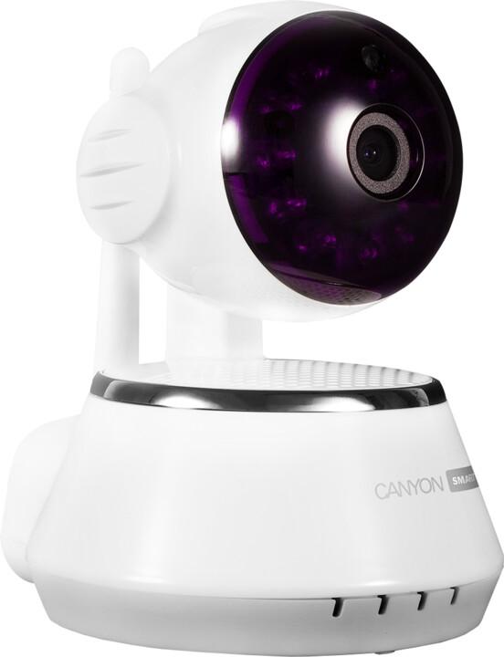 Canyon bezpečnostní HD kamera s rozsáhlým úhlem pokrytí