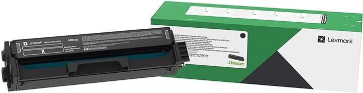 Lexmark C3220K0, černá, return