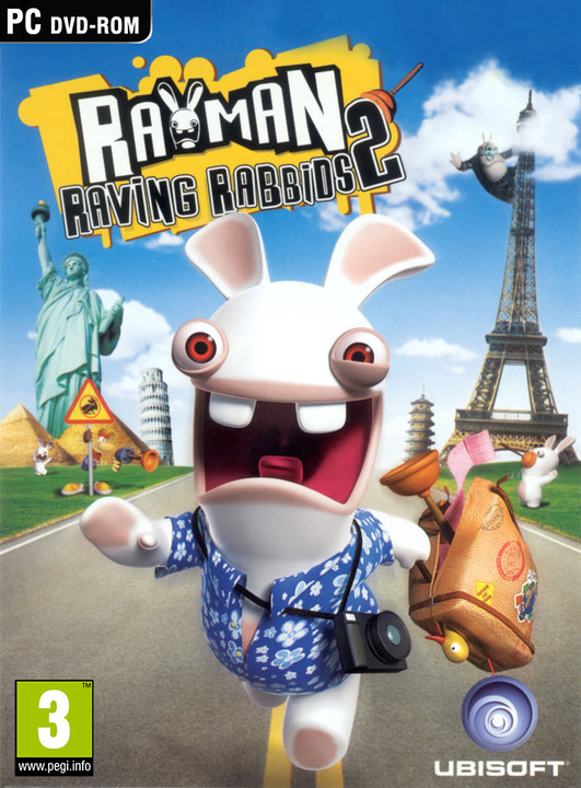 Rayman Raving Rabbids 2 (PC)