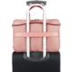"Samsonite Nefti BAILHANDLE 15.6"" Old Rose/Burgundy"