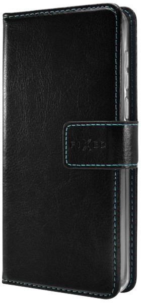FIXED Pouzdro typu kniha Opus pro Motorola Moto G5S, černé