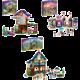 Výhodný balíček LEGO® Friends® Core - 3v1