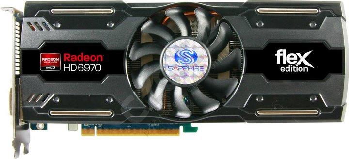Sapphire HD 6970 FleX 2GB GDDR5