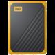 WD My Passport GO - 1TB, žlutá