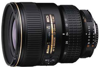 Nikon objektiv Nikkor 17-35mm f/2.8D ED-IF AF-S