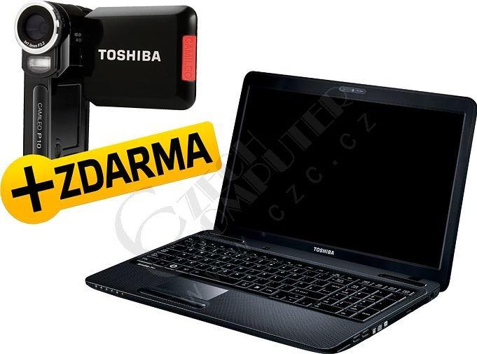 Toshiba Satellite L650-13C + ZDARMA kamera