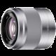 Sony 50mm f/1.8 OSS, stříbrná