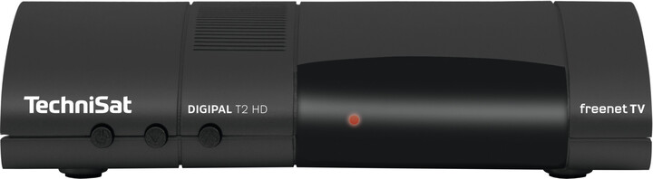 TechniSat DigiPal T2 HD, DVB-T2, antracit