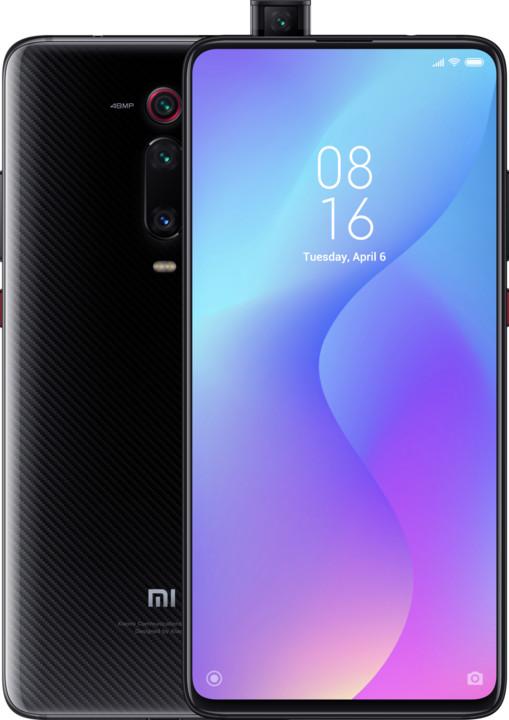 Xiaomi Mi 9T, 6GB/128GB, černá