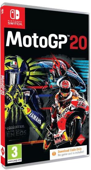 Moto GP 20 (SWITCH)