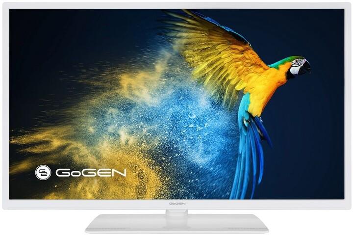 GoGEN TVH 32R640 STWEBW - 80cm