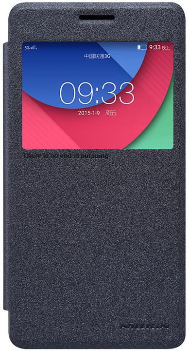 Nillkin Sparkle S-View pouzdro pro Lenovo P1, černá