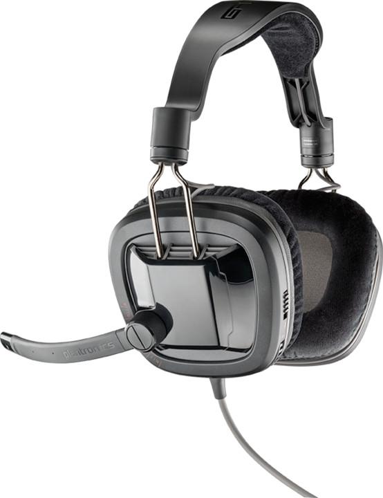 Plantronics Gamecom 388, černá
