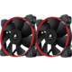 Corsair Air SP120 Quiet Edition High Static Pressure, 120mm, 2ks