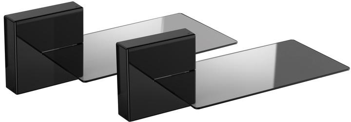 Meliconi 480527 GHOST CUBE, černá