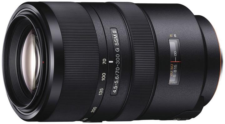 Sony 70–300mm f/4.5–5.6 G SSM II