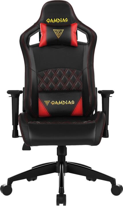 GAMDIAS Aphrodite EF1, černá/červená