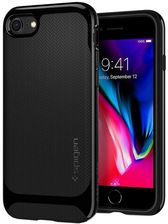 Spigen Neo Hybrid Herringbone iPhone 7/8, black