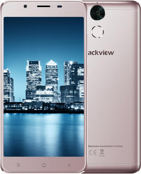iGET BLACKVIEW GP2 Lite, Dual SIM, mocha