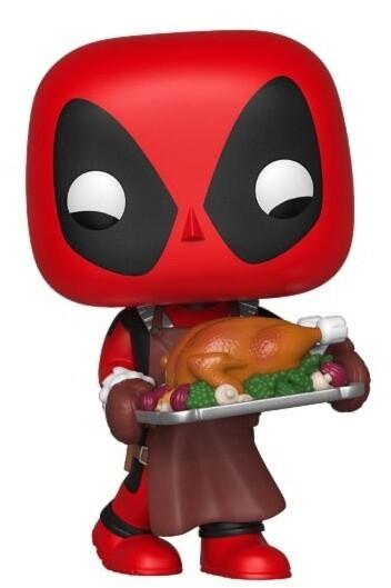 Figurka Funko POP! Marvel - Deadpool Holiday