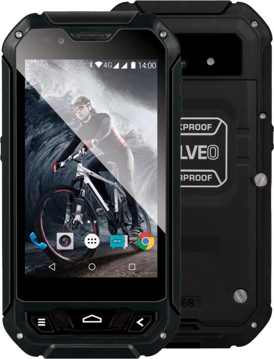 Evolveo StrongPhone Q5, LTE