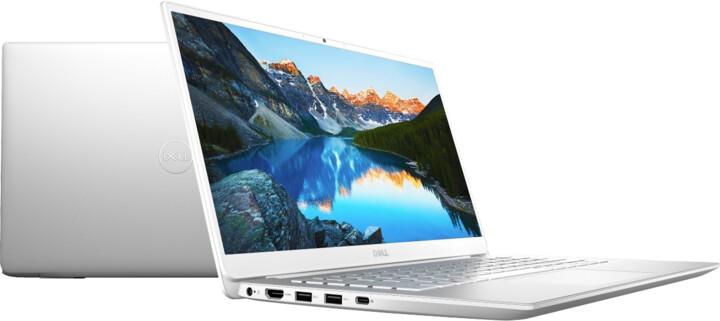 Dell Inspiron 14 (5490), stříbrná