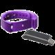 CellularLine EASYFIT Touch bluetooth fitness náramek , růžovo-černá