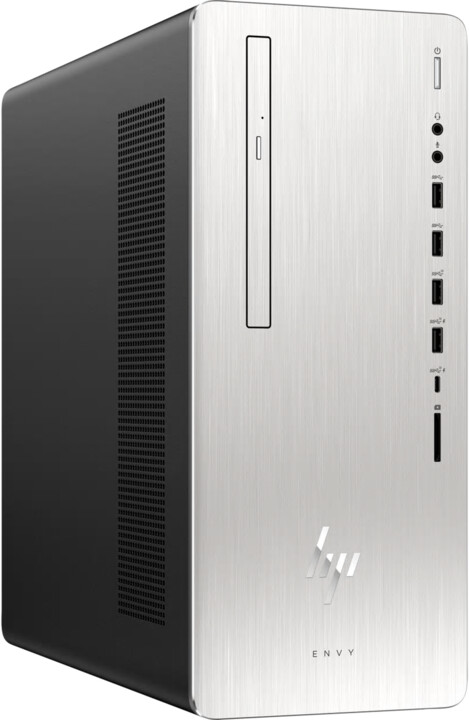 HP Envy 795-0005nc, stříbrná