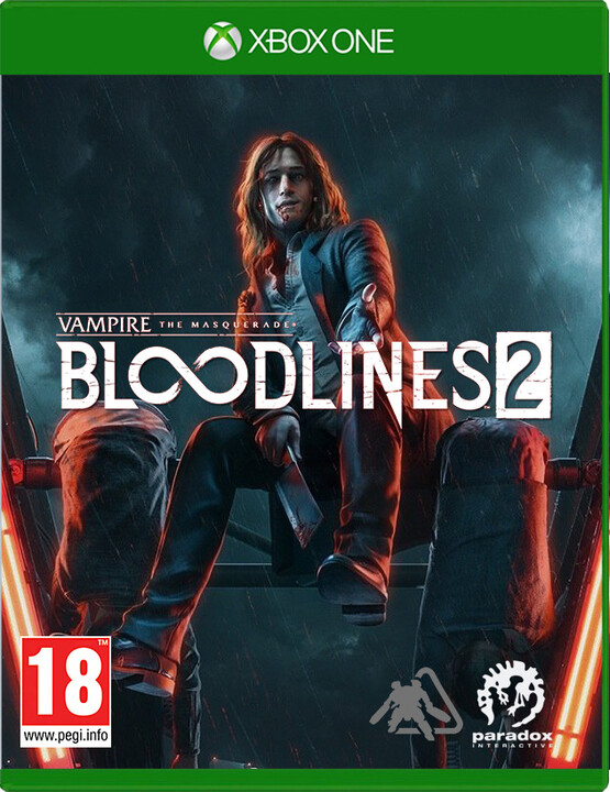 Vampire: The Masquerade - Bloodlines 2 (Xbox ONE)