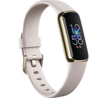 Fitbit Luxe, Soft Gold/White - FB422GLWT