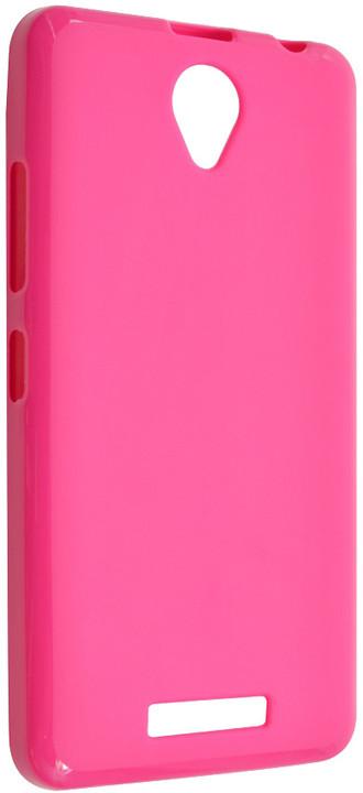 FIXED pouzdro pro Lenovo A5000, růžová