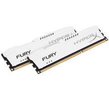 HyperX Fury White 32GB (2x16GB) DDR4 2933 CL 19 HX429C17FWK2/32