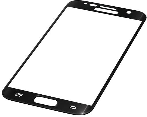 Forever tvrzené sklo 2,5D na displej pro Huawei P9 Lite, černá