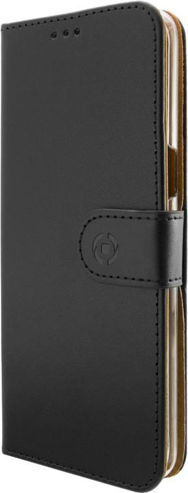 CELLY Wally Pouzdro typu kniha pro Samsung Galaxy S8, PU kůže, černé