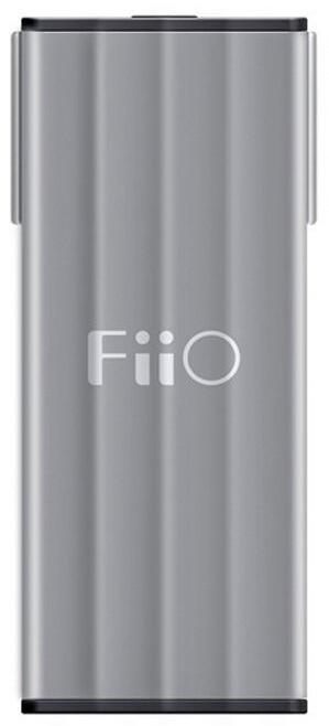 FiiO K1, sluchátkový zesilovač s DA převodníkem